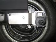 Potentiometer installation